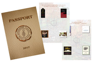 2017 Livermore Valley Wine Country Passport