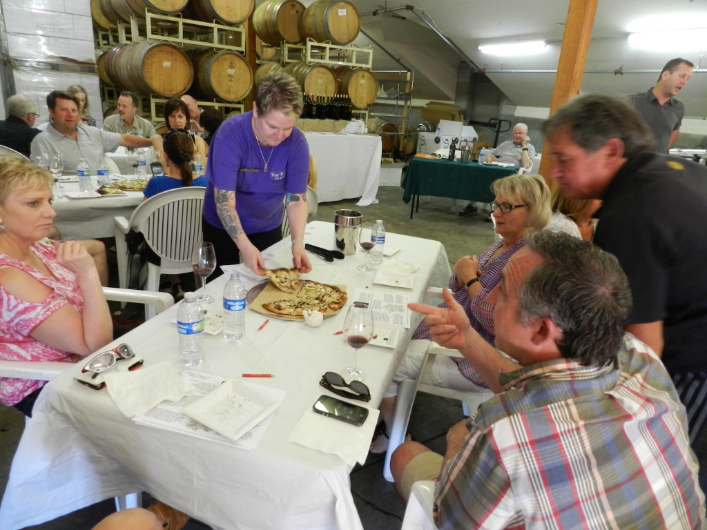 Wine and Wood-Fired Pizza: A Component Tasting