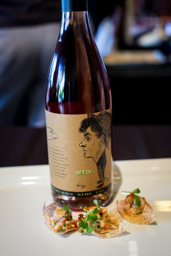 Vasco Urbano Wines and  Revel Kitchen and Bar
