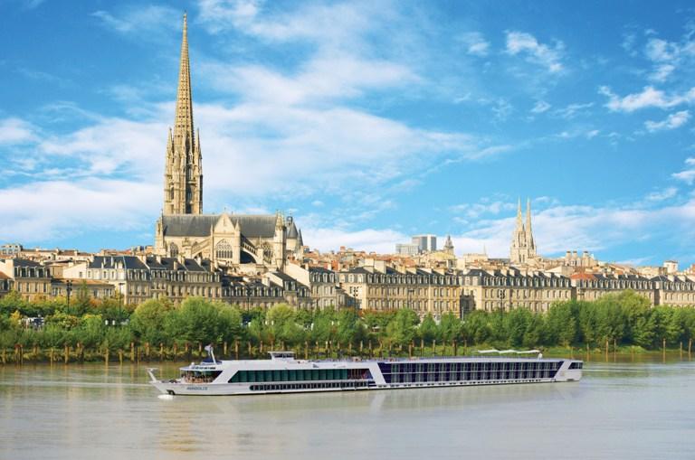 Saone River, Lyon
