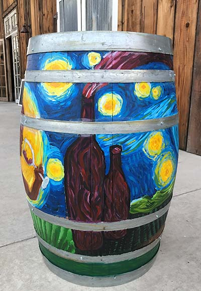 Painted Barrel Trail