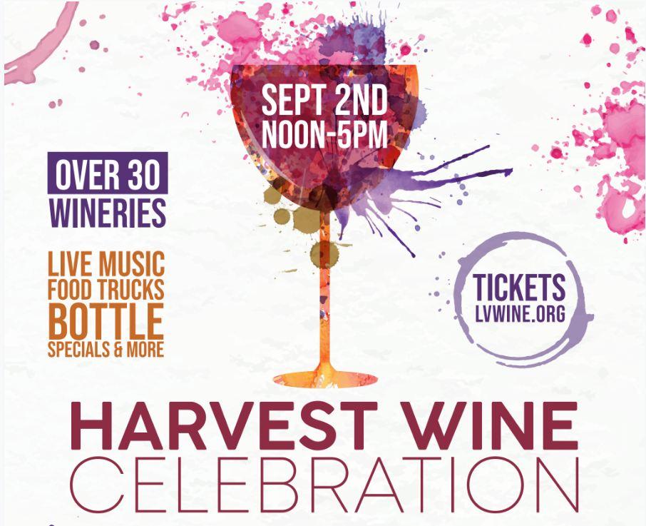 Harvest Wine Celebration 2018