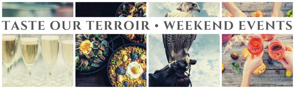 Taste our Terroir 2019 Weekend Events