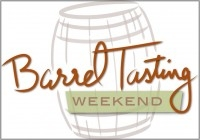Barrel Tasting Weekend 2013