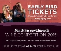 SF Chronicle Wine Competition